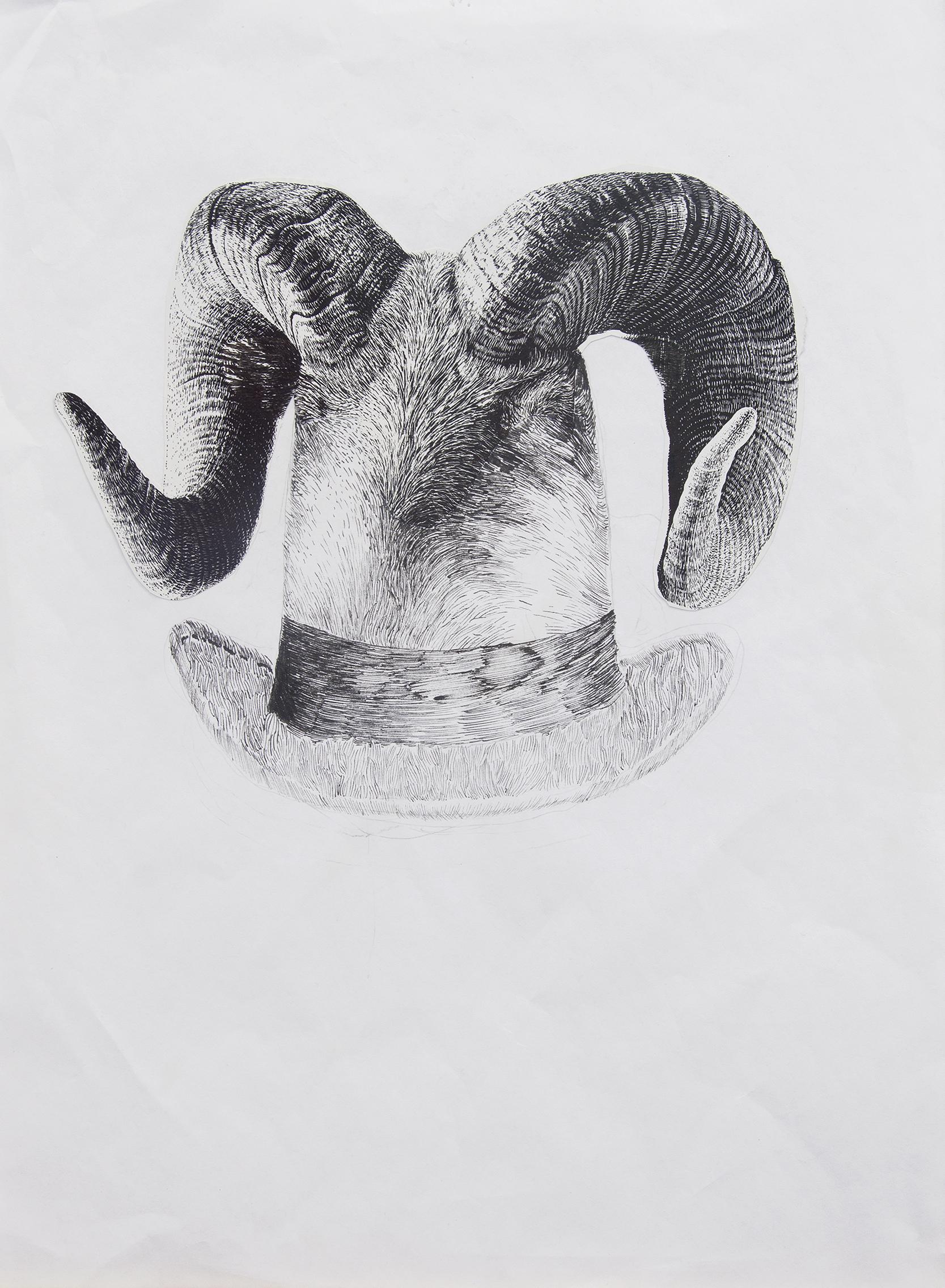 Untitled by Hans Borchrevink Hansen
