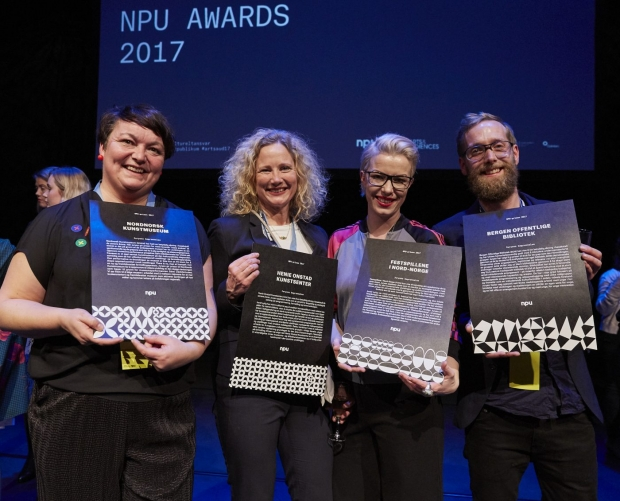 Vinnere av NPU-prisene i 2017