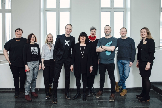 Fra alle oss hos Nordnorsk Kunstmuseum; tusen takk for tilliten!